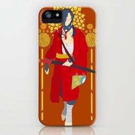 Koujaku iPhone Case