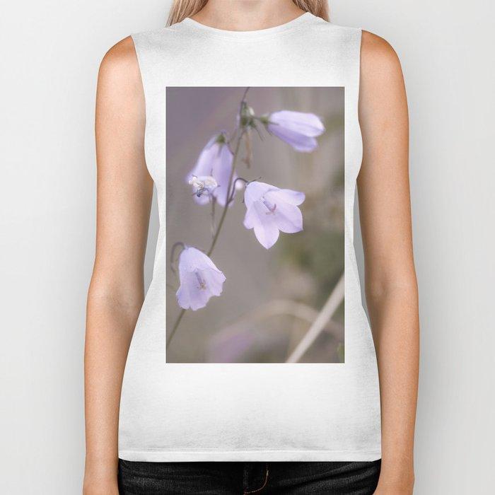 Lilac Bells Biker Tank