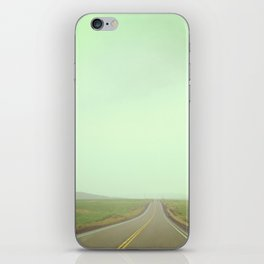 You'll get as far as you let yourself iPhone Skin