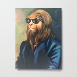 Sir Scott Metal Print