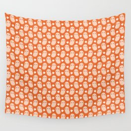 Baked beans farting Wall Tapestry
