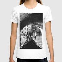 venice T-shirts featuring venice by gzm_guvenc