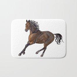 Grecian Horse Bath Mat