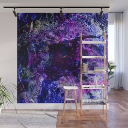 Space TIme Wall Mural