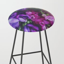 Freesias Bar Stool
