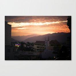 Nha Trang Sky Canvas Print
