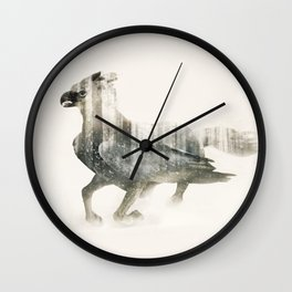 Hippogriff Wall Clock