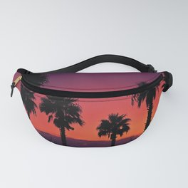 Sunset Is My Favourite Colour Fanny Pack