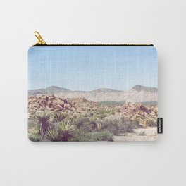 Joshua Tree, No. 2 Carry-All Pouch