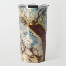 Agate, Earth frozen in time Travel Mug