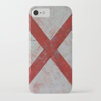 alabama iPhone & iPod Cases featuring Alabama by Michael Creese