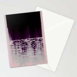 40hz: Glass Stationery Cards