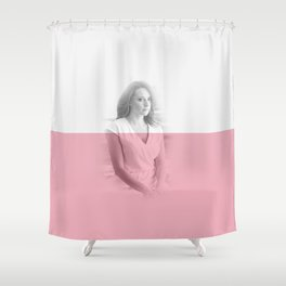 ESC Poland 2015 Shower Curtain