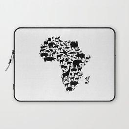 Animals of Africa Laptop Sleeve