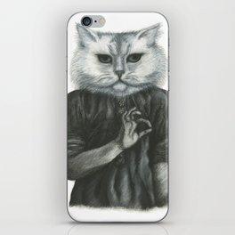 Cat Child iPhone Skin