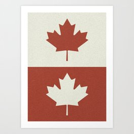 canada 5 Art Print