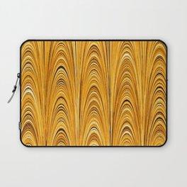 Electric Field Art XXXIX Laptop Sleeve