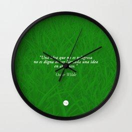 Dangerous Ideas Wall Clock