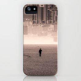 Singaporean-Icelandic Post-Apocalyptical Inception iPhone Case