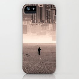 Singaporean-Icelandic Post-Apocalyptical Inception iPhone Case