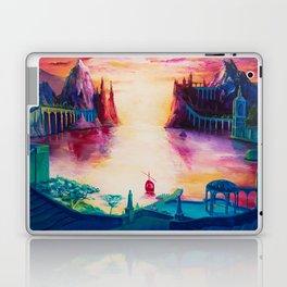 The Grey Havens Laptop & iPad Skin