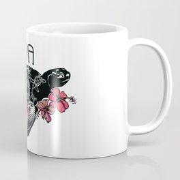 Hawaiian Ohana Turtle Coffee Mug