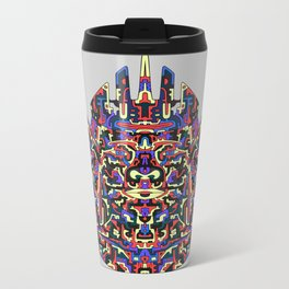 Dimensional Traveller Metal Travel Mug