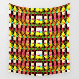 Polyverberations deux, 2260g Wall Tapestry