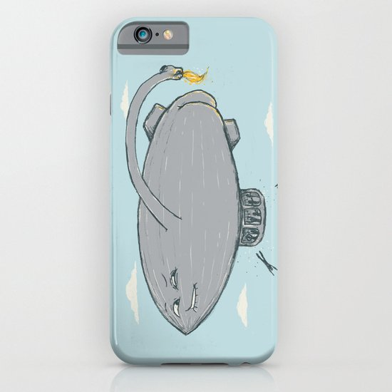 Moments before disaster iPhone & iPod Case