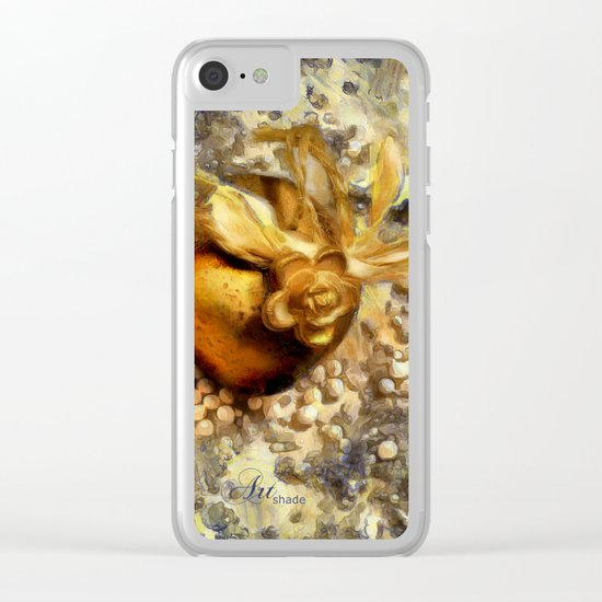 Bell Clear iPhone Case