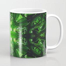 Greenery Symmetry Coffee Mug