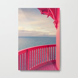 Norwegian Lighthouse Metal Print
