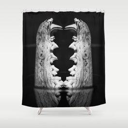 Fenrir Rising — Perfect Symmetry. Shower Curtain