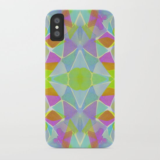 Chroma Lime iPhone Case