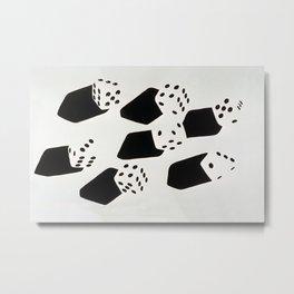 Sacred Geometry of Chance #7 Metal Print