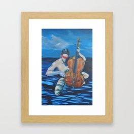 """""""Virtuoso"""" Framed Art Print"""