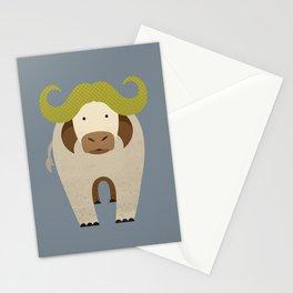 Whimsy Cape Buffalo Stationery Cards