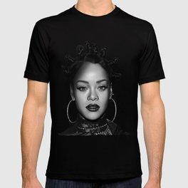 David's Portrait #1 Rihanna T-shirt