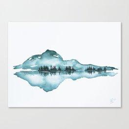 Reflect II Canvas Print