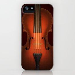 Straordinarius Stradivarius iPhone Case