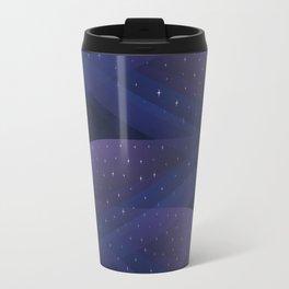 Ultraviolet Cosmos Travel Mug