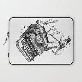 Magpie,  letterhief Laptop Sleeve