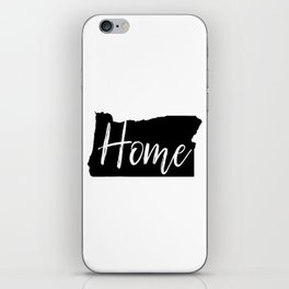 Oregon-Home iPhone Skin