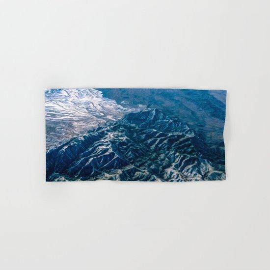 The Mountains Below Hand & Bath Towel