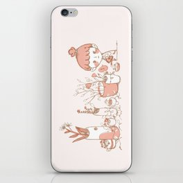 Little Garden iPhone Skin
