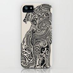 Polynesian Pug Slim Case iPhone (5, 5s)