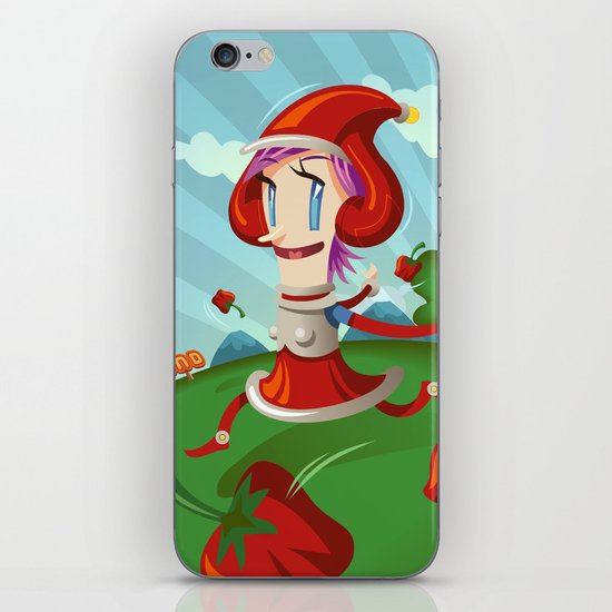 PepperLand iPhone & iPod Skin
