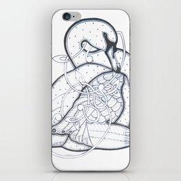 Carrick Swan iPhone Skin