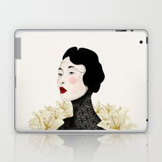 Fragments-Whispered time Laptop & iPad Skin