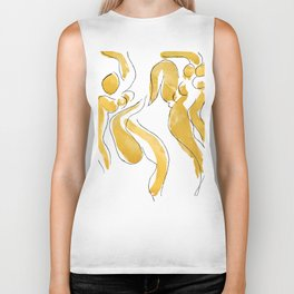 Study for The Dance Matisse Biker Tank